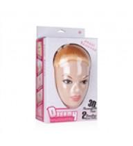 Dreamy 3D Şişme Bebek - Jenni Shabane