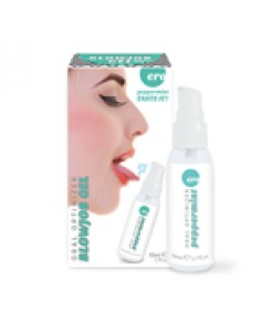 ERObyHOT Nane Aromalı Oral Jel