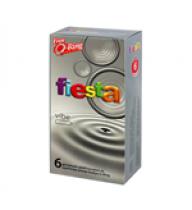 Fiesta Vibe 6´lı Prezervatif + Titreşimli Halka Hediyeli...