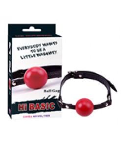 Hi Basic Ball Gag Ağız Topu