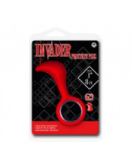 Invader Prostate Plug Kırmızı Anal Tıkaç II