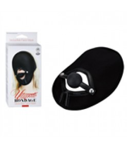 Ultimate Bondage Seductive Yüz Maskesi